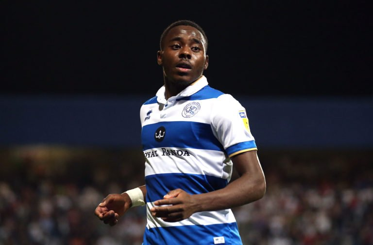 Bright Osayi-Samuel in action for QPR