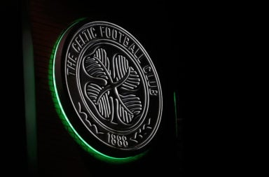 The Celtic crest