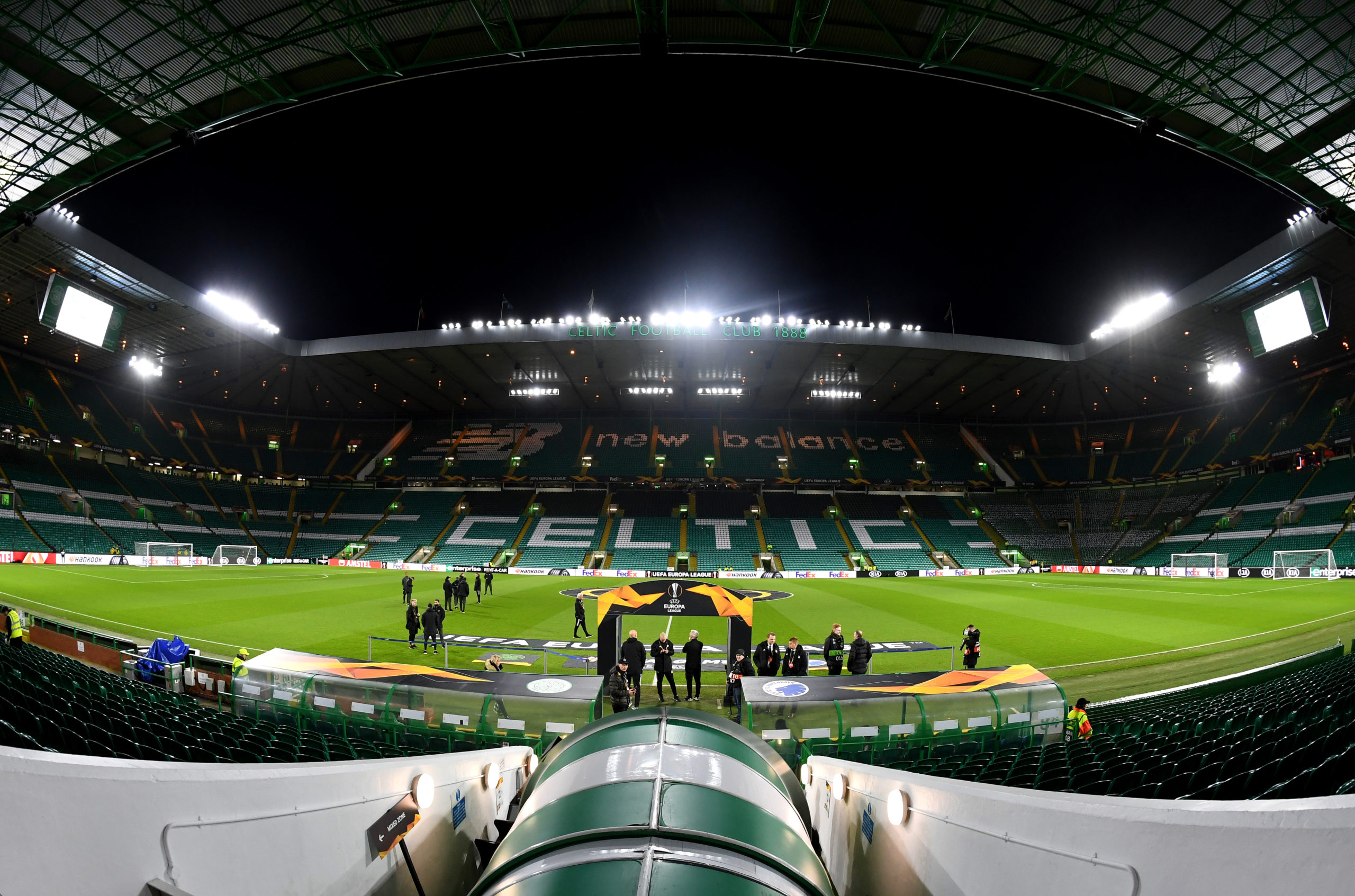 some celtic fans send message to club after europa league draw https www 67hailhail com news some celtic fans send message to club after europa league draw