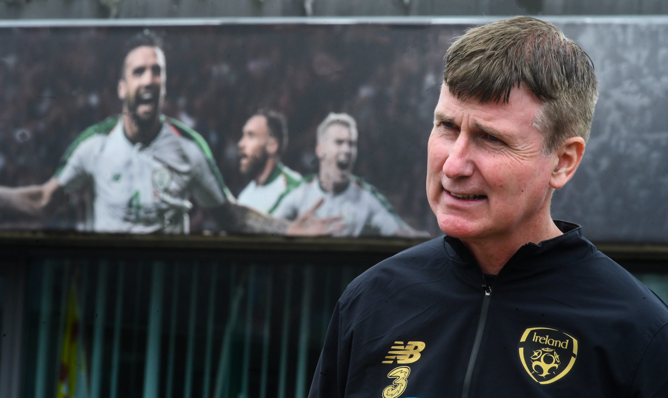 Stephen Kenny is delighted for Shane Duffy