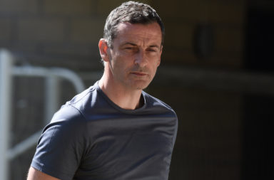 Hibernian manager Jack Ross was speaking ahead of facing Celtic