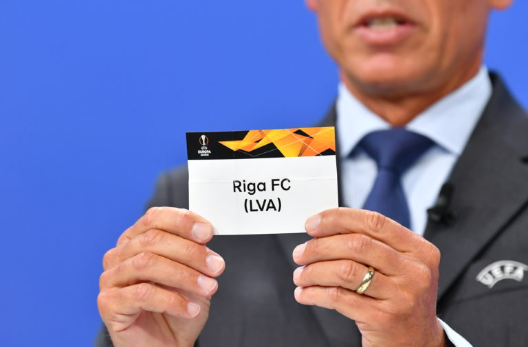 Celtic have drawn Riga in Europa League qualifying