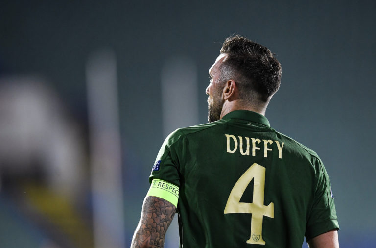 Celtic defender Shane Duffy