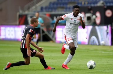 Reported Celtic target Taiwo Awoniyi