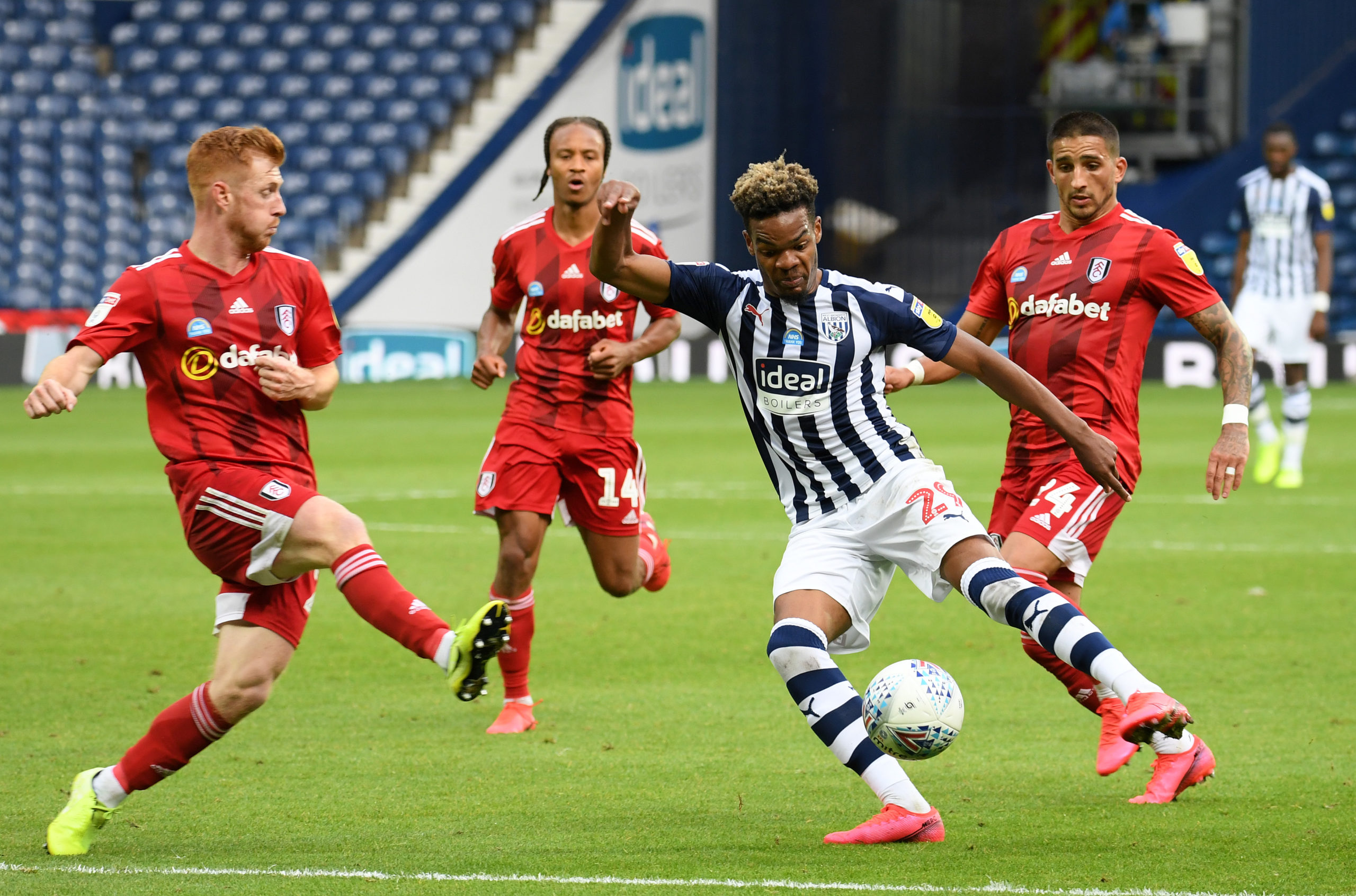 West Ham United accept West Brom Albion's bid for Grady Diangana