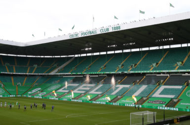 Celtic Park will play host to AC Milan