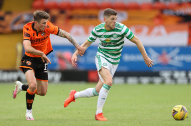 Ryan Christie will definitely miss the Rangers game