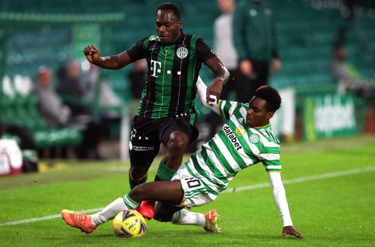 Jeremie Frimpong has been in and out of the team this season
