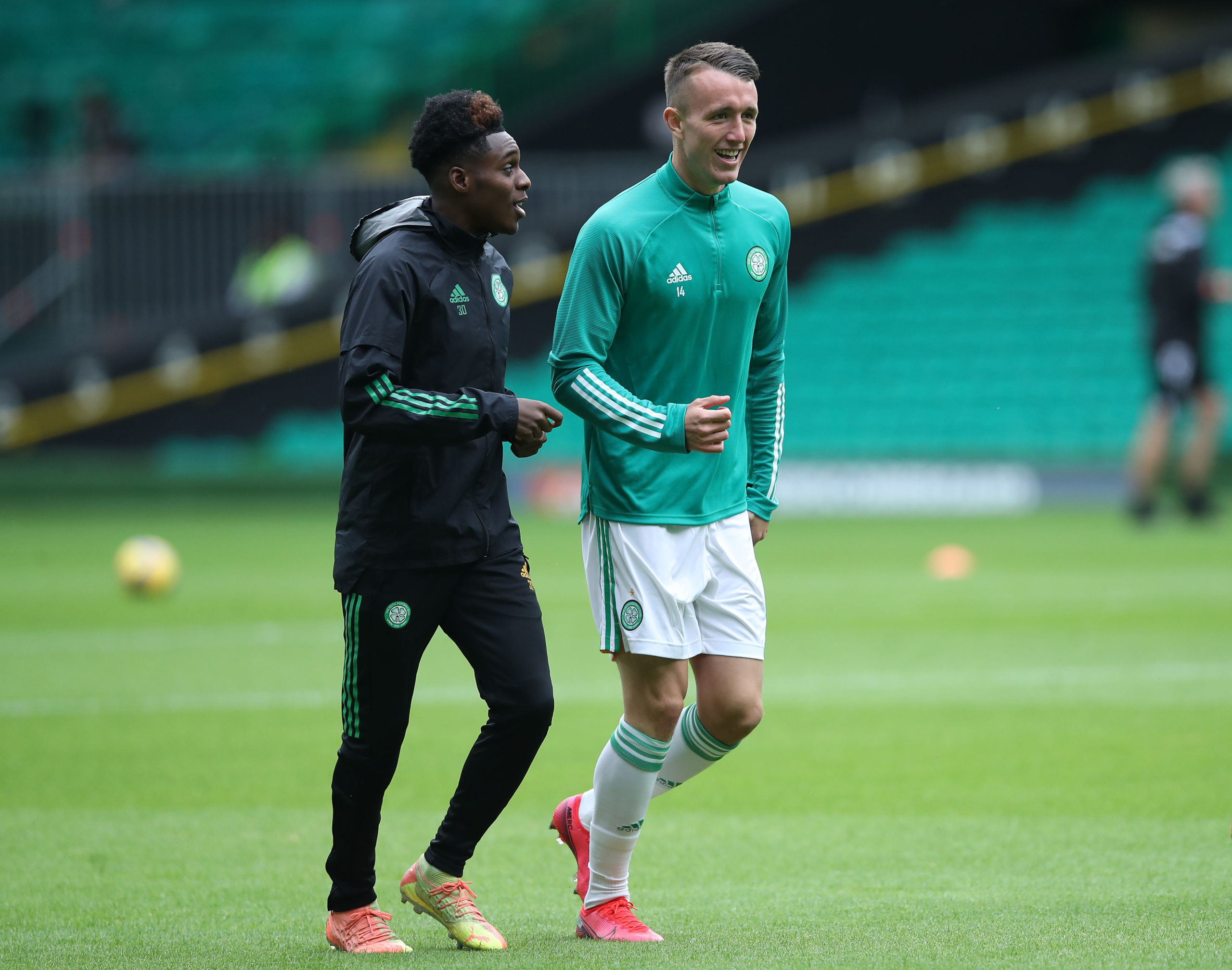 David Turnbull and Jeremie Frimpong