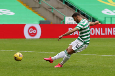 Albian Ajeti scores for Celtic