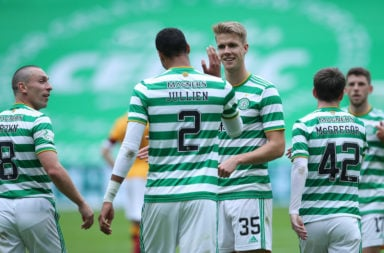 Christopher Jullien and Kristoffer Ajer have struggled this season