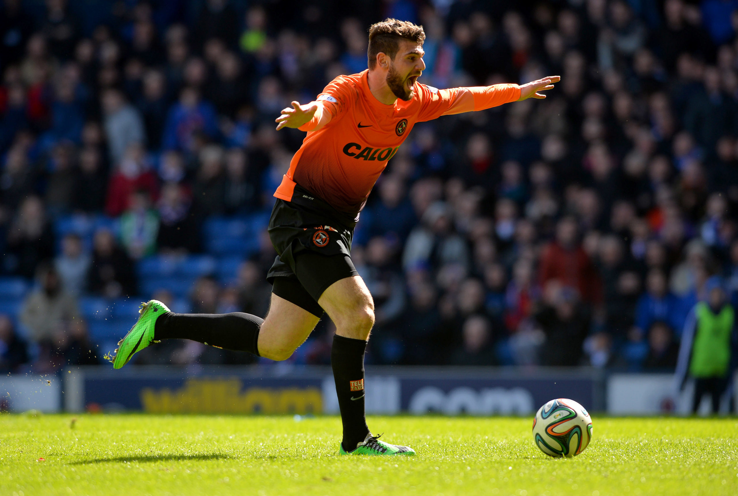 Ciftci is a shadow of the player he was at Dundee United
