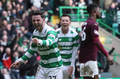Patrick Roberts was loved at Celtic