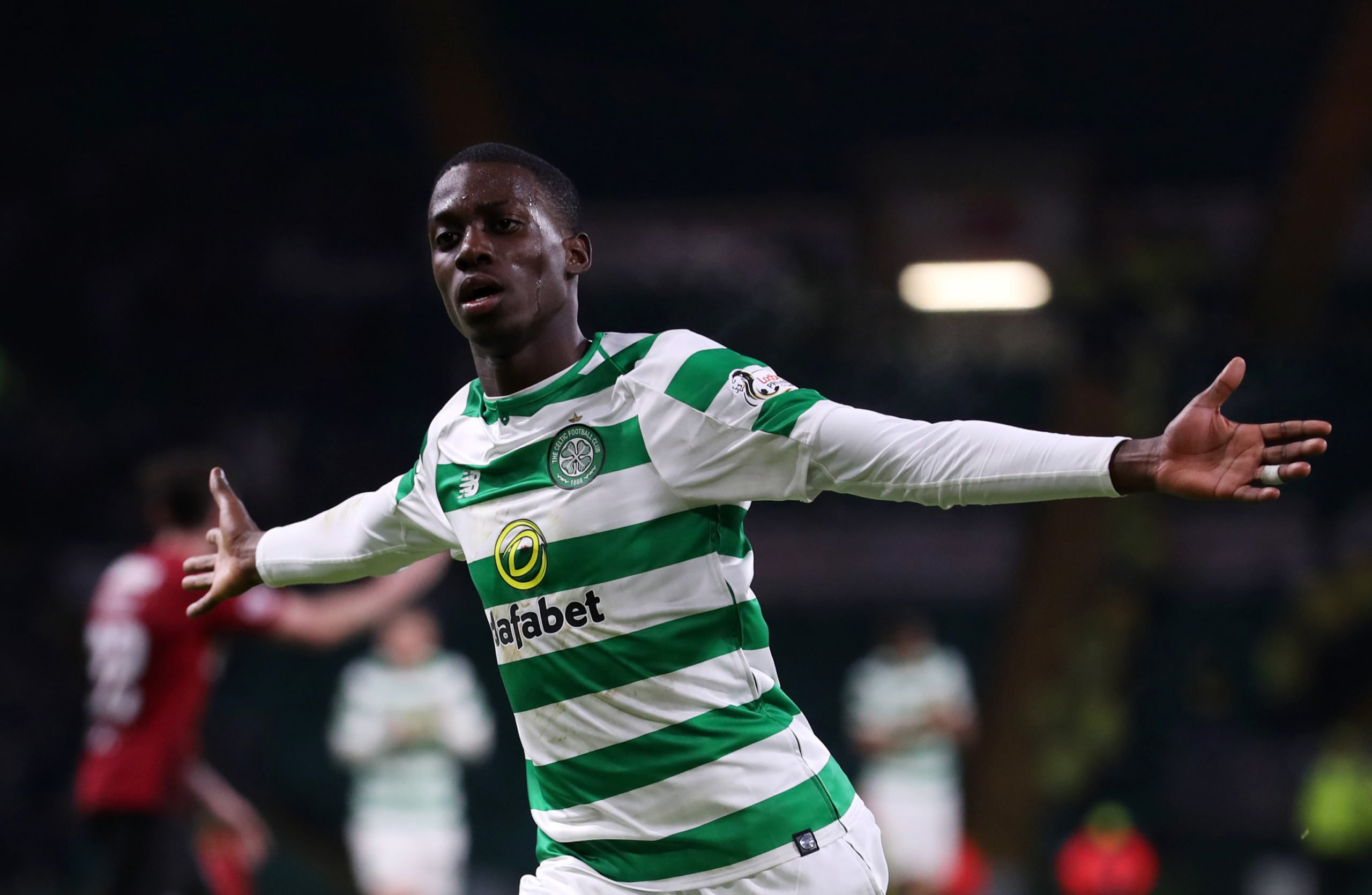 Timothy Weah at Celtic