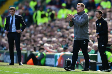 Neil Lennon and Steven Gerrard will square off again