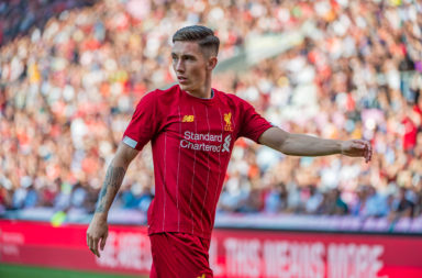 Reported Celtic target Harry Wilson