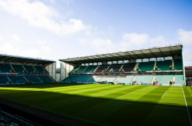 Easter Road will welcome Celtic on Saturday
