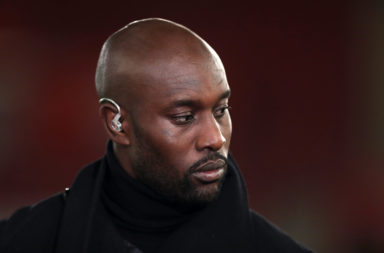Carlton Cole didn't have the best of times at Celtic