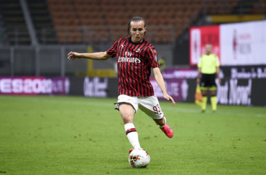 Charlie Nicholas stuck the boot into the signing of Diego Laxalt