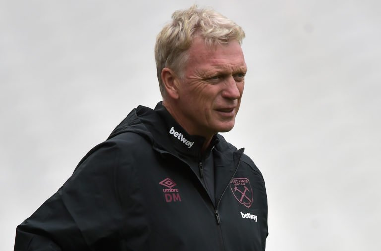 West Ham United boss David Moyes