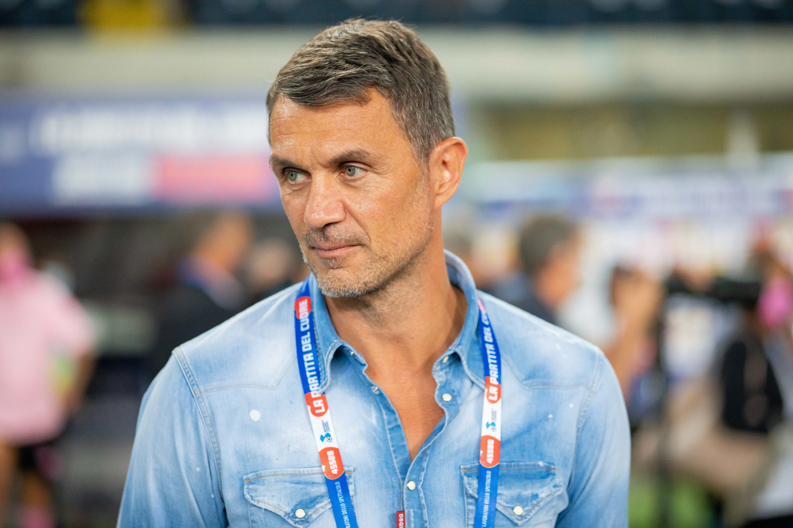 Paolo Maldini failed to bring another defender to AC Milan