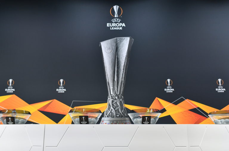 Celtic were in Pot 1 of today's Europa League draw