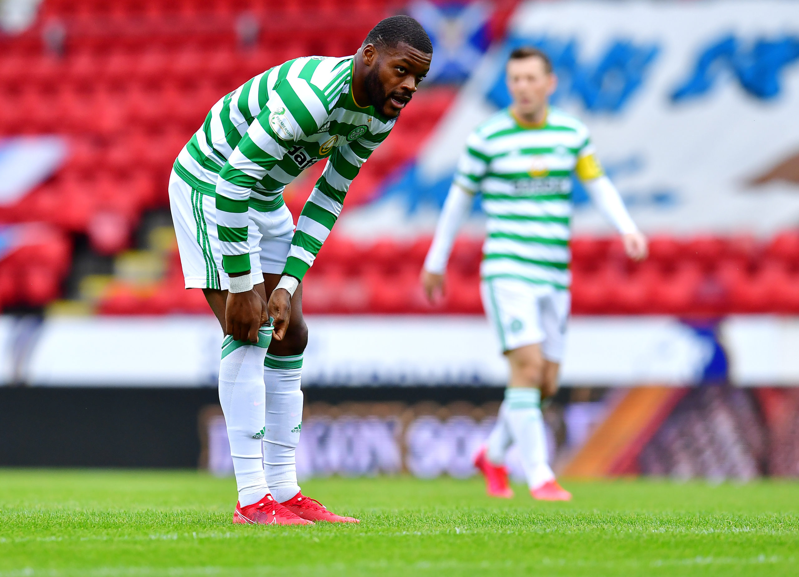 Ntcham's performances have been inconsistent as of late