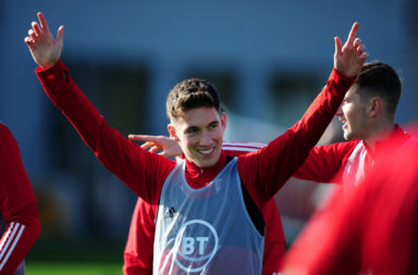 Celtic-linked Harry Wilson