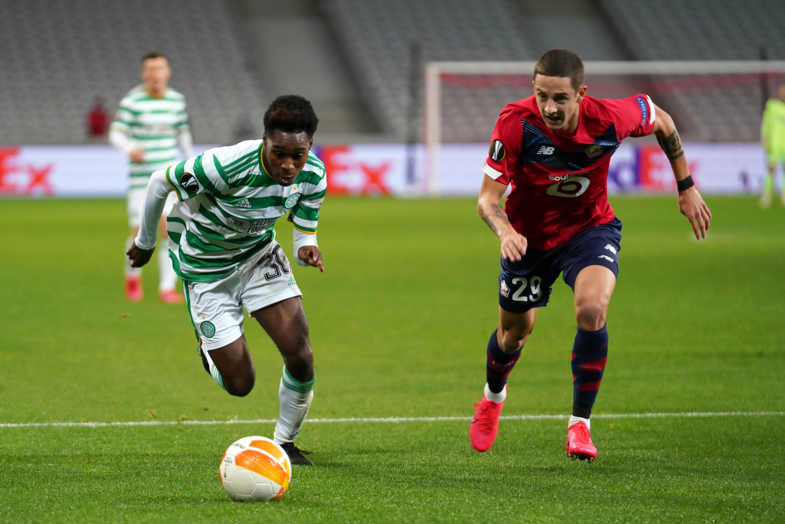 Our View: Celtic star's visible improvement in Lille is great news for Lennoxtown training