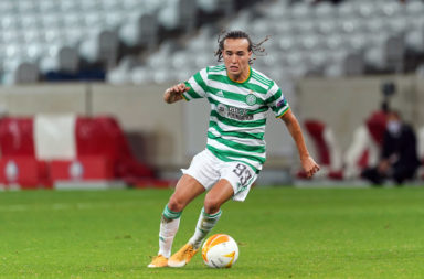 Diego Laxalt has had an excellent start to his Celtic career