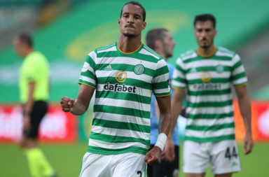 Celtic can consider a return to a back three when the likes of Christopher Jullien return