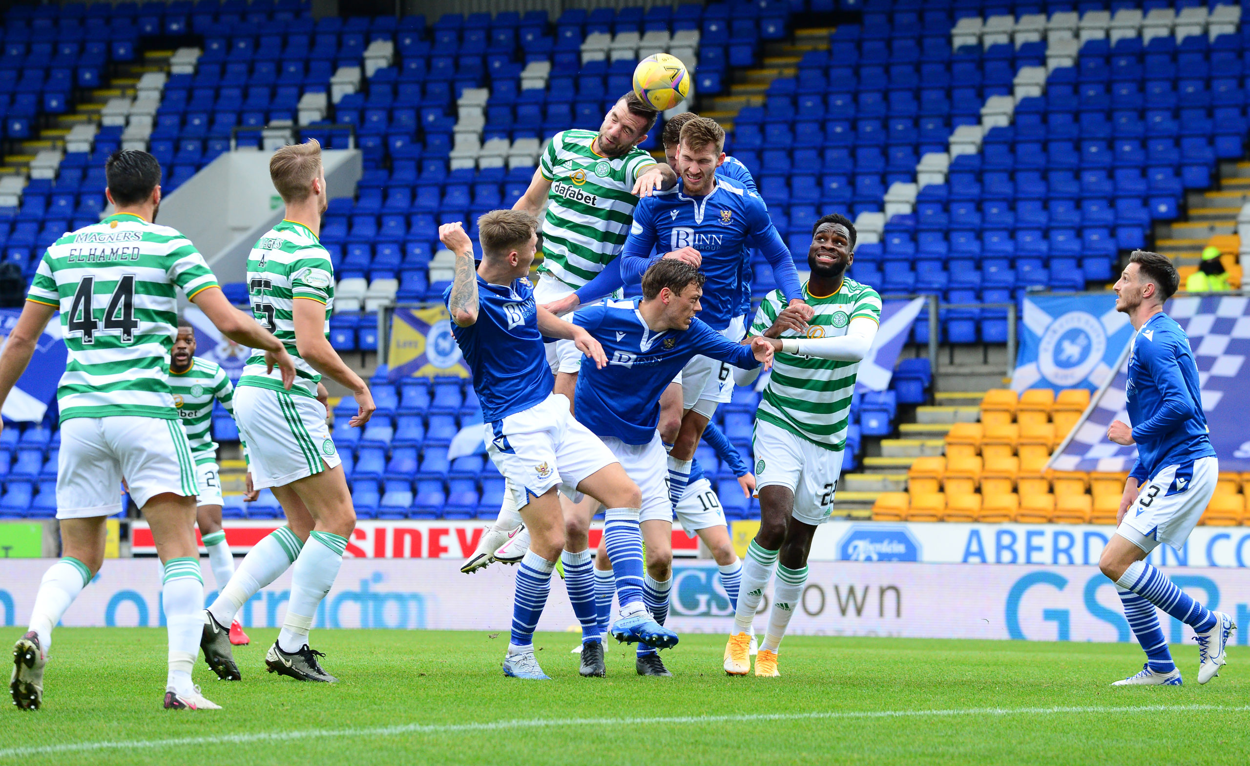 Celtic have toiled badly in some domestic games