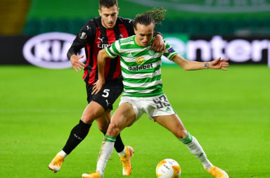 New Celtic signing Diego Laxalt