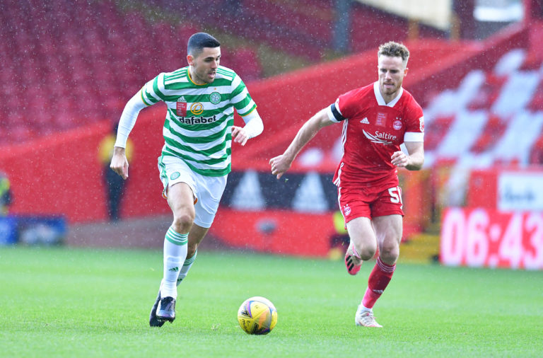 Celtic star Tom Rogic