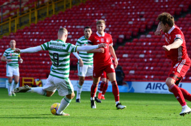 Leigh Griffiths scores vs Aberdeen