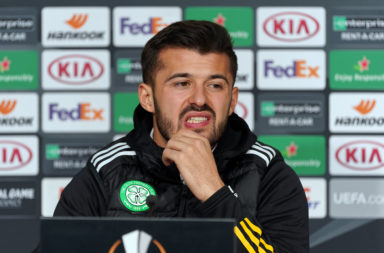 Celtic forward Albian Ajeti