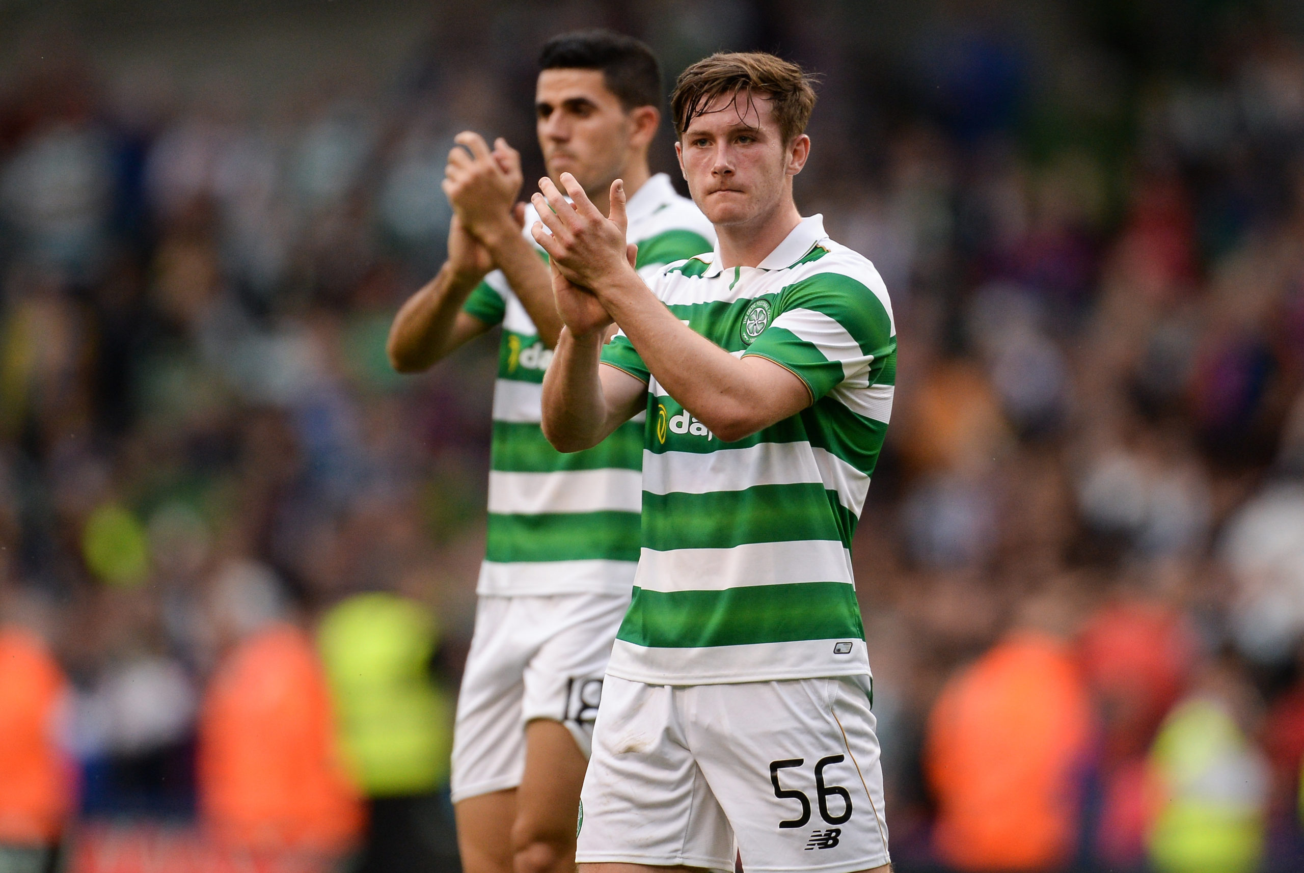 Anthony Ralston could return to Celtic squad