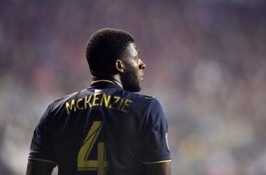 Celtic-linked Philadelphia star Mark McKenzie