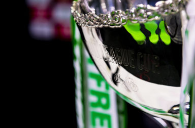 The Betfred Cup at Celtic Park