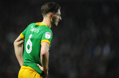 Celtic-linked Preston star Ben Davies