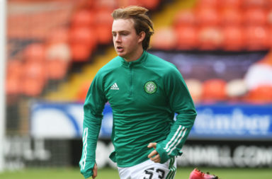 Dundee Utd v Celtic - Ladbrokes Scottish Premiership