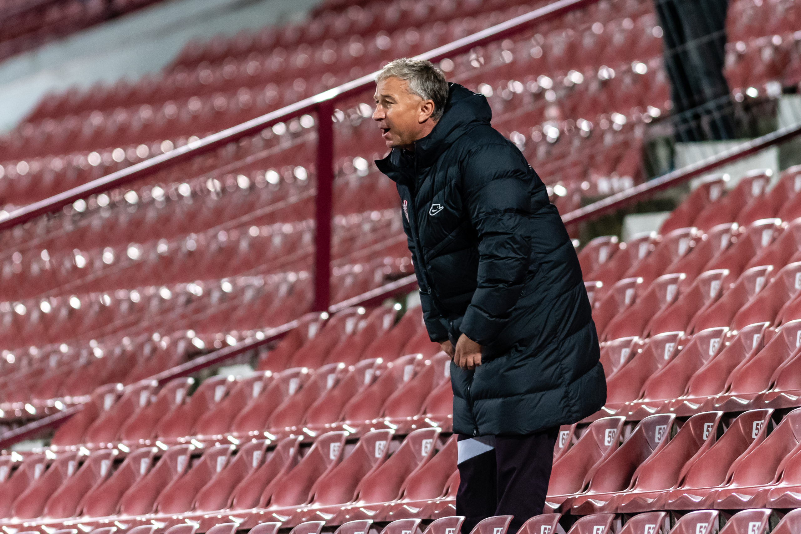 Dan Petrescu could bring back some fight to Celtic