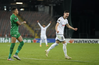 Former reported Celtic target Husein Balic