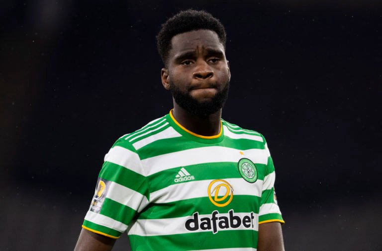 Odsonne Edouard is struggling badly at present