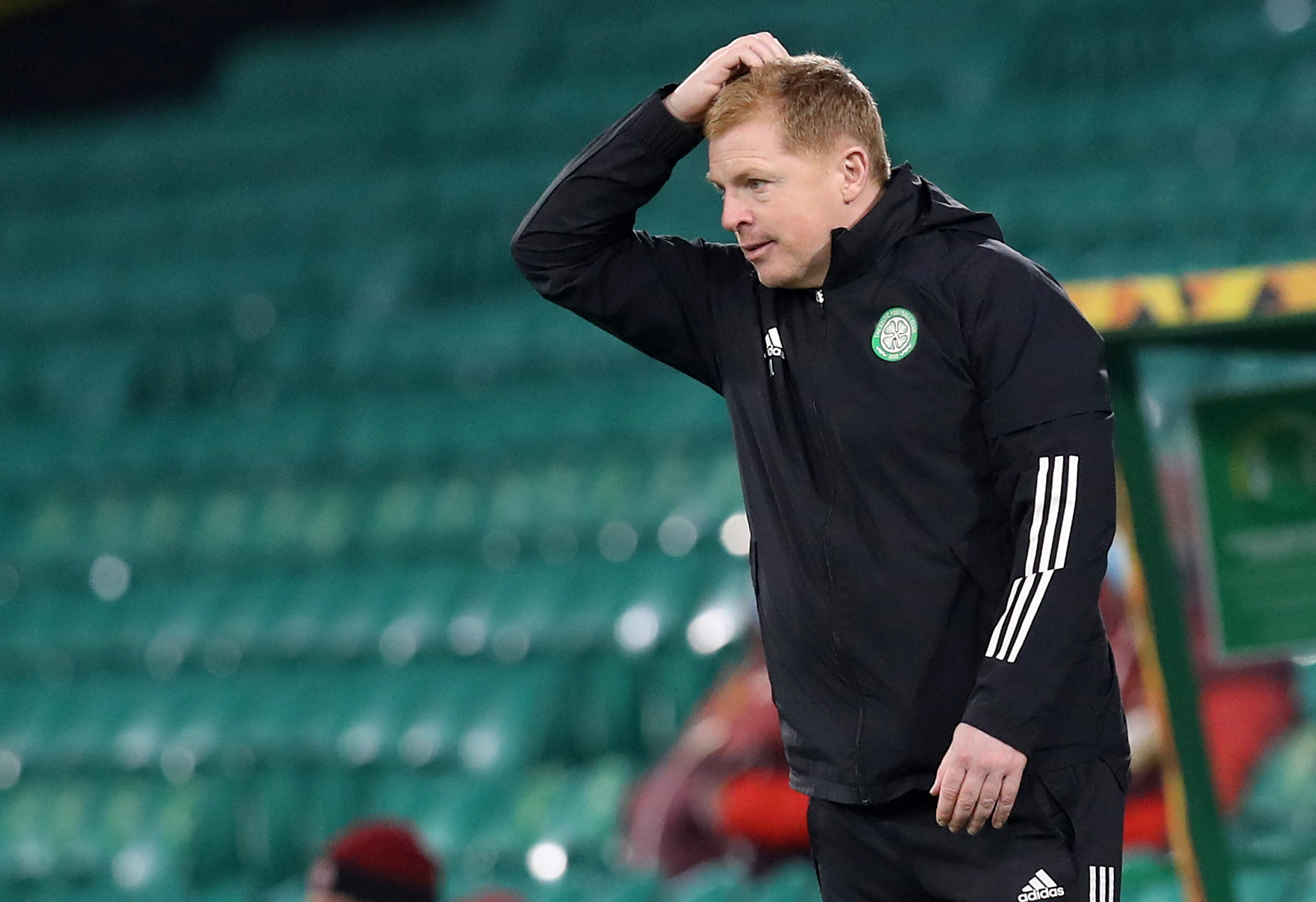 It was yet another awful night for Neil Lennon