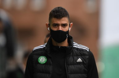 Celtic statement Nir Bitton abuse