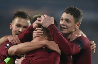 Sparta Prague enjoyed themselves at the expense of Celtic