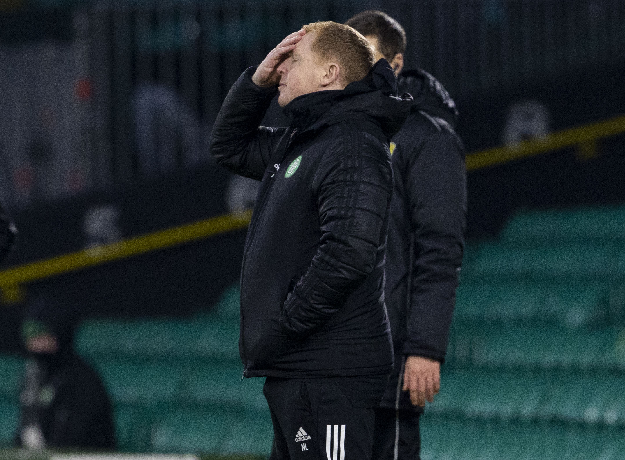 Nothing is going right for Neil Lennon at Celtic