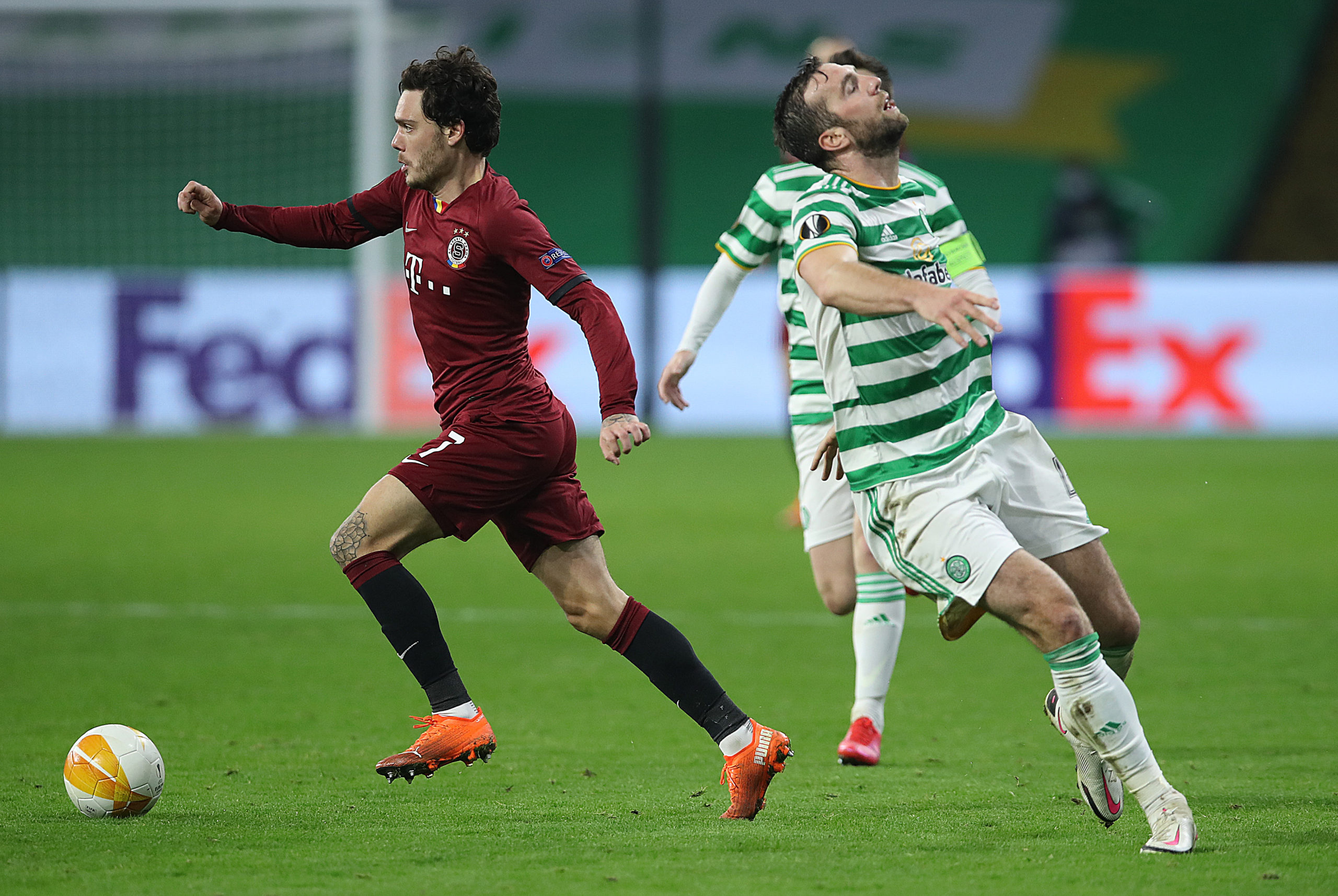Celtic were chasing shadows on Thursday