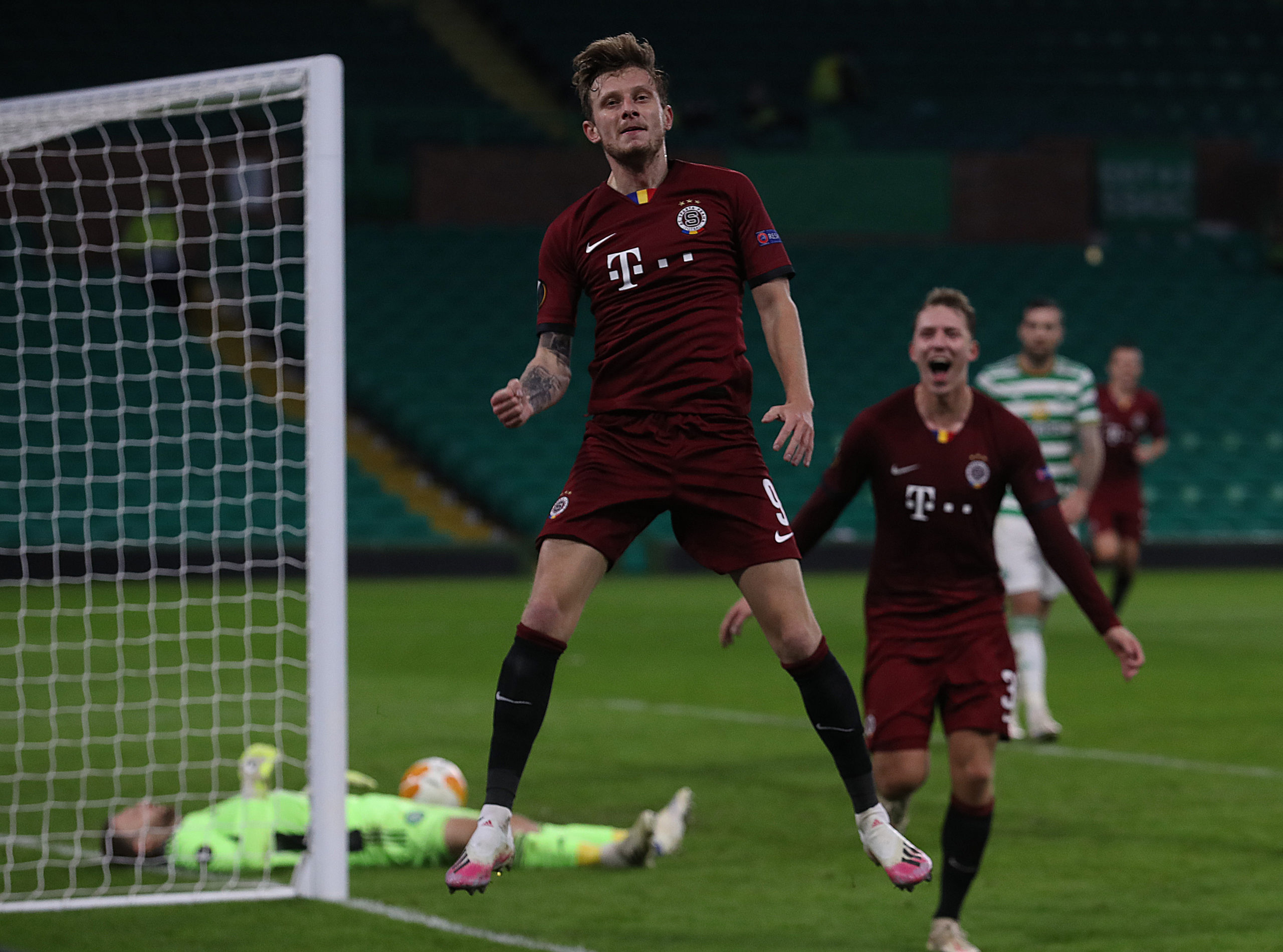 Sparta Prague thrashed us on Thursday